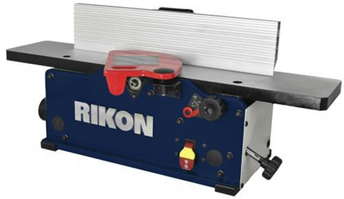 rikon 20-600H 6 inch benchtop jointer with helical style cutterhead