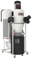 jet JCDC-1.5 1259 CFM Cyclone Dust Collector, 1.5HP, 115V