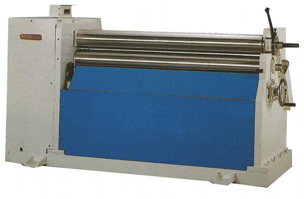 R-0545H 5 X 7 GA (3/16) - HEAVY DUTY HYDRAULLC BENDING ROLLS, SINGLE PINCH TYPE ** MDE IN TAIWAN