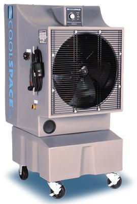 CSPCS5-16-VD 18 inch variable speed cooler