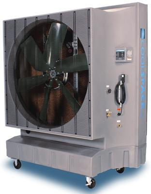 cspCS5-48-2B 48 inch two speed cooler