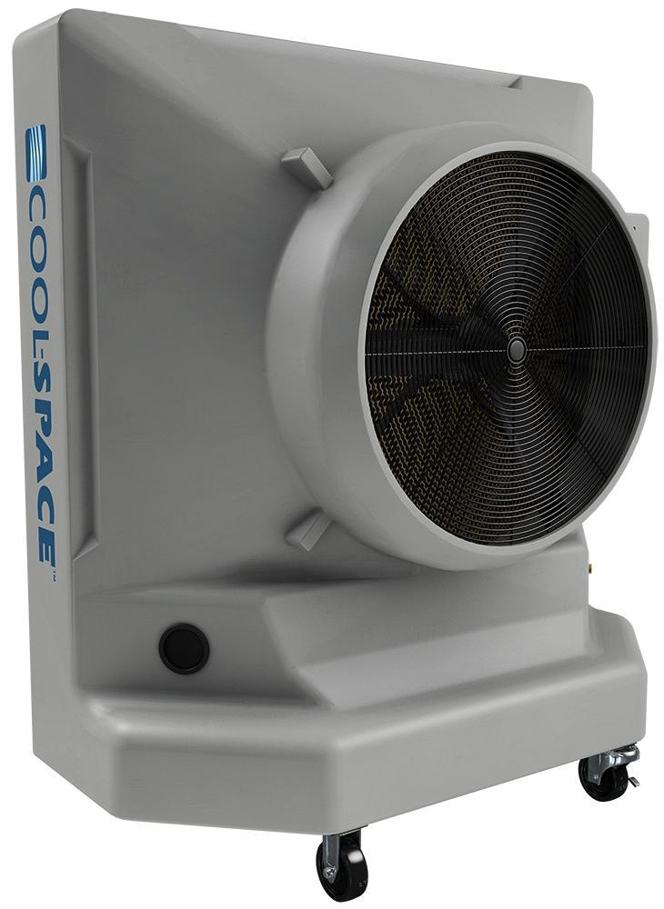 "CoolSpace¨ 36"" Variable speed, direct drive"