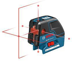 GCL 25 Five-Point Self Leveling Alignment Laser with Cross-Line