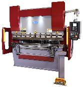 GMC hydraulic press brakes from 45 to 70 tons