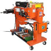 huth hb-10 knee control exhaust pipe bender