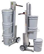 Pail Lifter - 5-Gallon Pail Transporter with Powered Lift