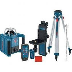 Bosch GRL300HVCK Self-Leveling Rotary Laser with Layout Beam Kit