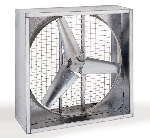 DIRECT DRIVE PFG SERIES AGRICULTURAL FANS