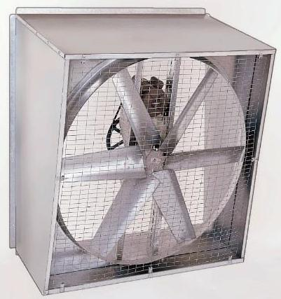 SLANT WALL SLW SERIES AGRICULTURAL FANS