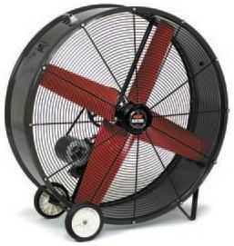 SPL Barrel Fan