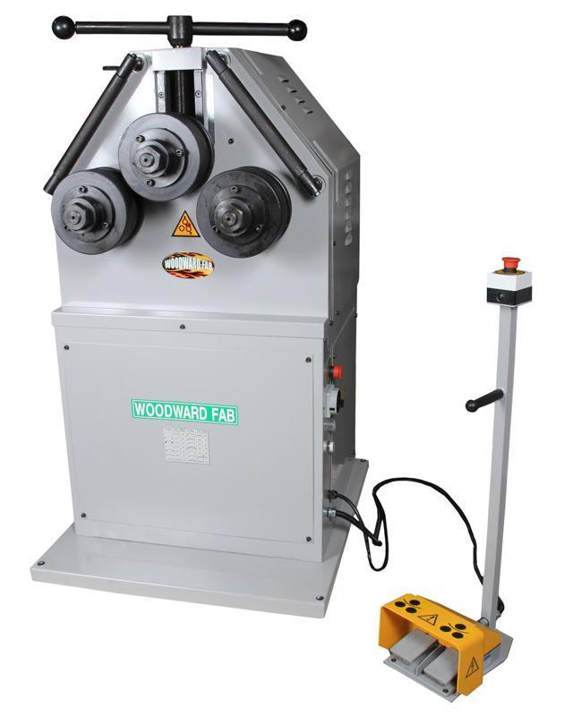 Power Ring Rolling Machine 50mm WFRM40