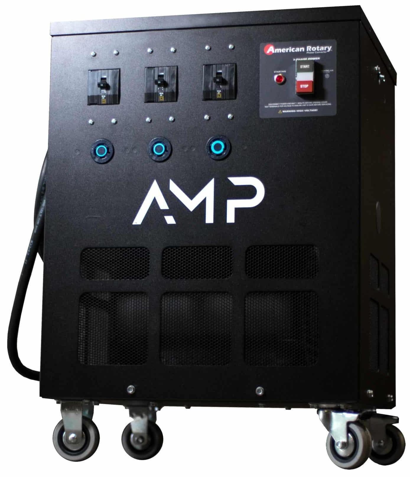 AMP Series Mobile Phase Converter