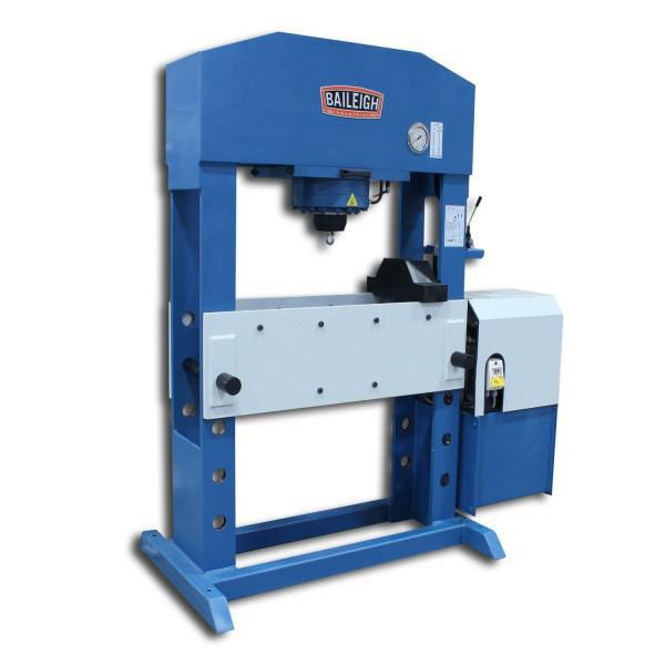 Hydraulic H-Frame Press HSP-110M-HD