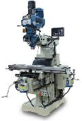 VM-1054E-VS 10x54 inch, 220V, 3ph, 3hp, Variable Speed Verticle Mill