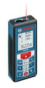Bosch Laser Distance Measurer GLM80