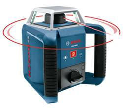 GRL400H Self-Leveling Rotary Laser with Laser Receiver