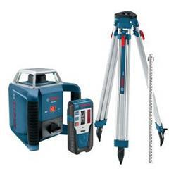 GRL400HCK Self-Leveling Rotary Laser Complete Exterior Kit