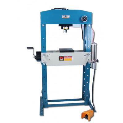 Air/Hand Operated H-Frame Press HSP-50A