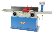 Baileigh 8 inch IJ-883P-HHLong Bed Parallelogram Jointer with Spiral Cutter Head
