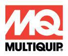 MultiQuip Water and Trash Pump Logo