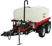 WT5C and WTE5C 525 Gal. Mobile Water Trailers