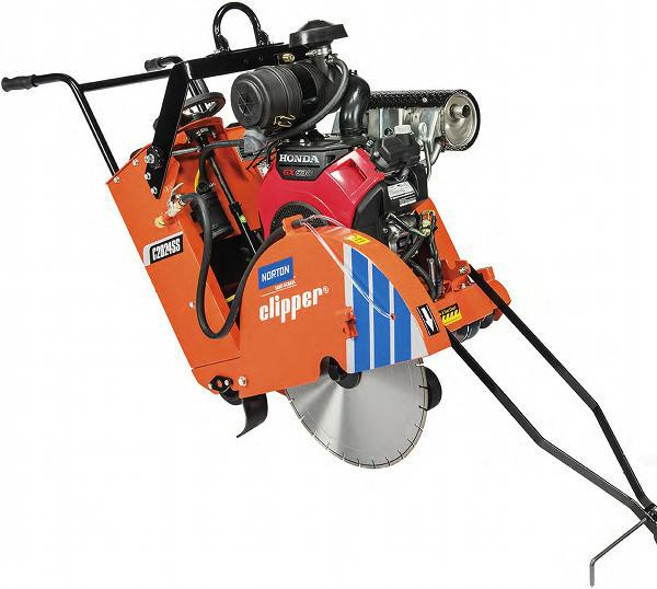 20HP GASOLINE MID-RANGE SELF-PROPELLED SAWS