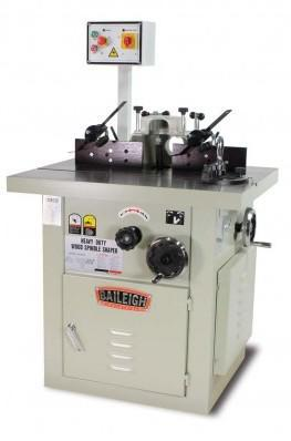 Baileigh SS-3528-T 5 hp Tilting Spindle Shaper