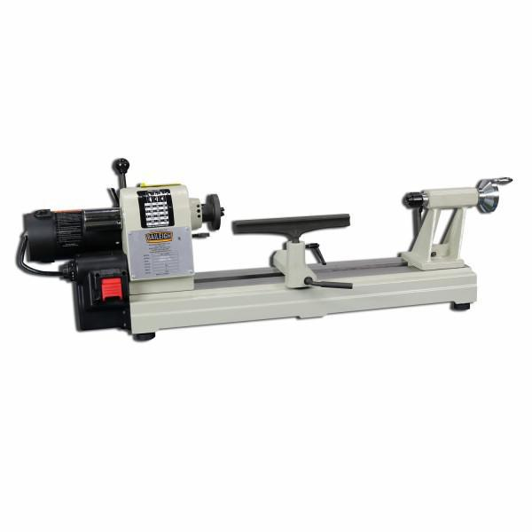 baileigh WL-1218vs bench top wood lathe