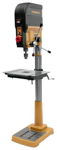 PM2820EVS Drill Press, 1HP 1PH 120V