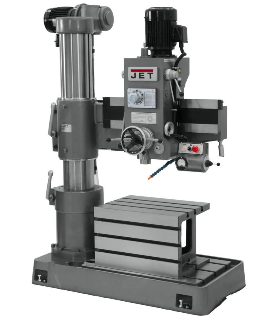 J-720R, 3' Arm Radial Drill Press 230/460V