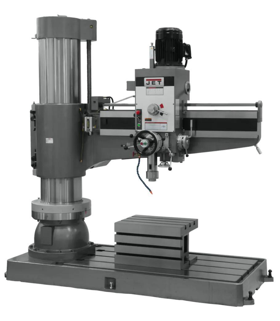 J-1600R, 5' Arm Radial Drill Press