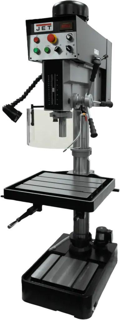 "JDP-20EVS-110, 1-1/2"" Drilling Capacity, 2HP, 115V 1Ph"
