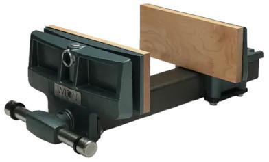 79A Pivot Jaw Woodworkers Vise - Rapid Acting