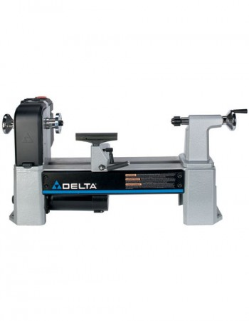 "12-1/2"" Variable-Speed MIDI LATHE®"