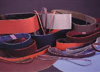 There are a range of belt sizes and grits to fit your application. See the Abrasive Belt section to see a list of belts that are available for the 760.