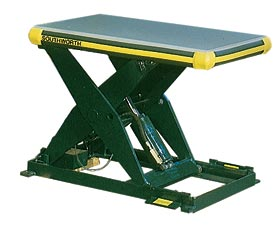 Backsaver Hydraulic Scissor Lift Tables