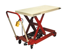 Backsaver Lite Portable Lift Tables