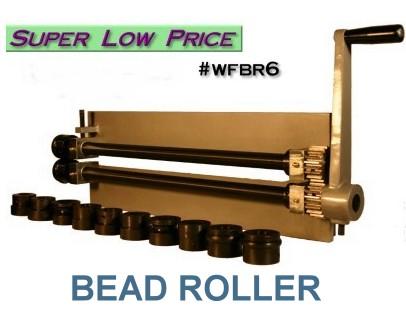 Woodward Fab Bead Roller TANK radius roll die Beading BR6 sheet fits WFBR6