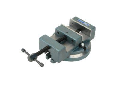 low profile milling machine vise