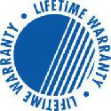 lifetime warratny logo