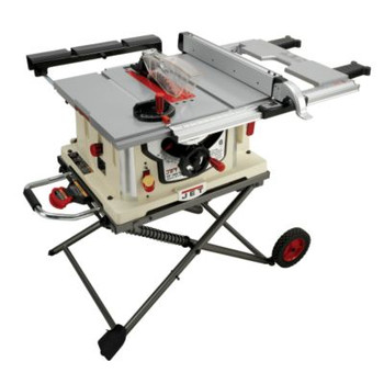"jet JBTS-10MJS, 10"" Jobsite Table Saw w/ Stand"