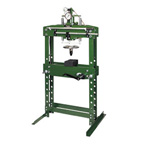 ZINKO - Hand operated hydraulic H-frame Presses - 15 Ton, 35 Ton & 60 Ton