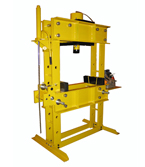 ZINKO - 100 TON HYDRAULIC SHOP PRESS - 110V
