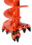 TCT series extra heavy duty AUGERs for M671 & M753