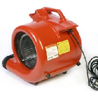 CD10P CARPET DRYER NON-HAZARDOUS LOCATION AIR VENTILATION