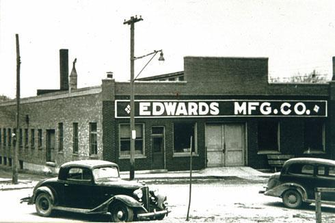 Edward's First Factory