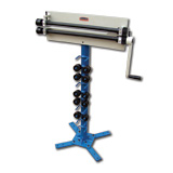 baileigh - BR-18 bead rolling machine - 18 inch throat depth