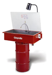 Graymills Parts Washers