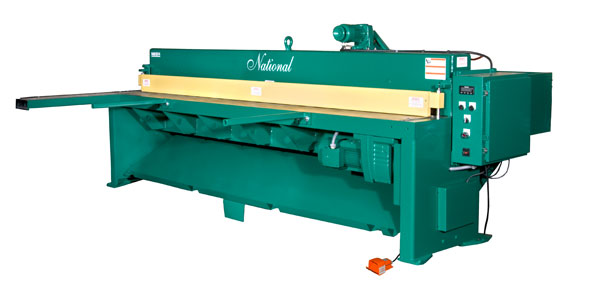 mechanical shear