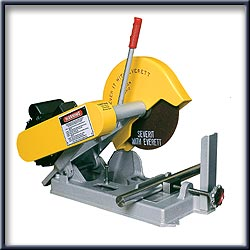 "10"" Dry Abrasive Cutoff Machines"